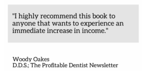 increase profits dentistry