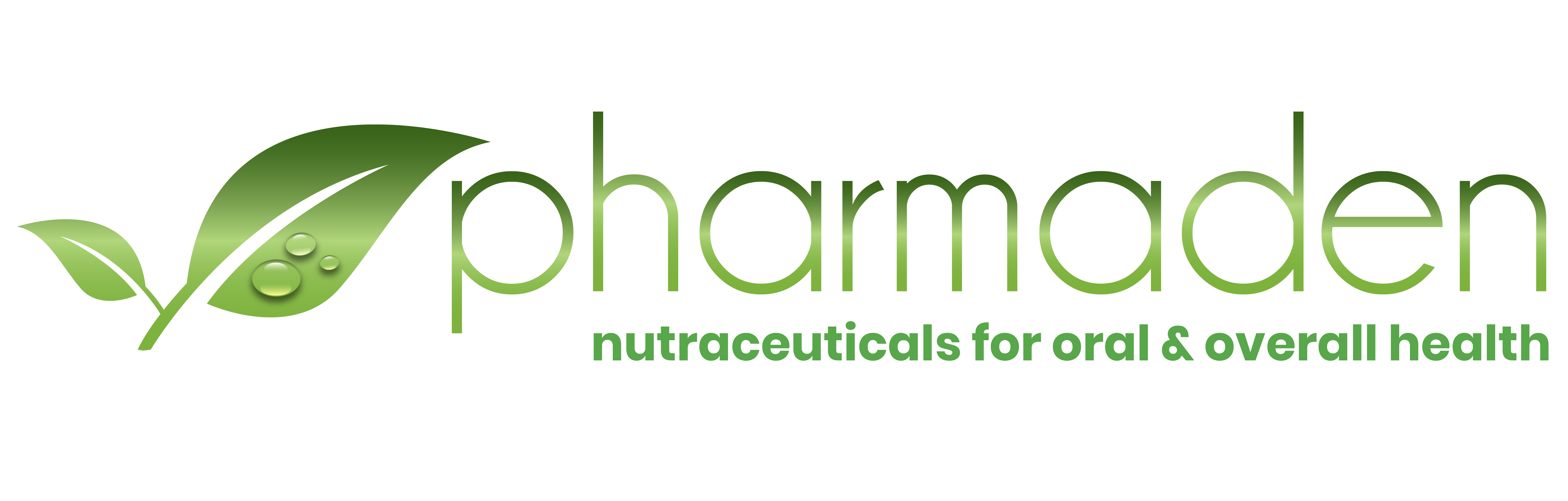 Pharmaden Nutraceuticals Created By Dentists For Oral & Overall Health